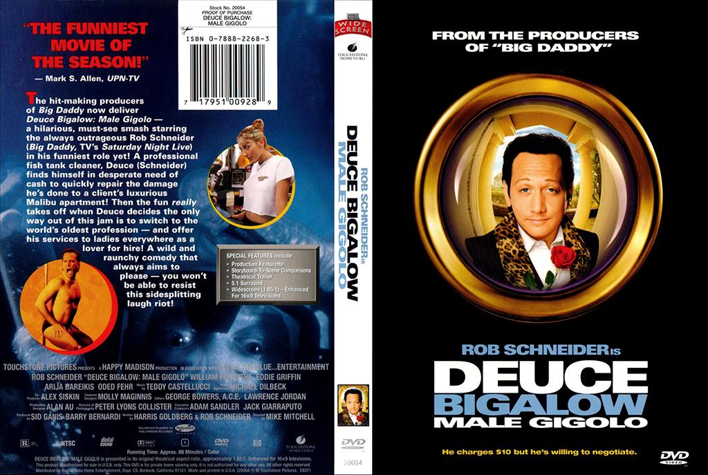Distributia filmului Deuce Bigalow: Male Gigolo - Un