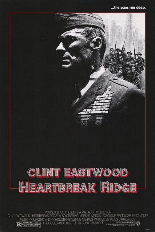 Bojové nasazení / Heartbreak Ridge (1986)